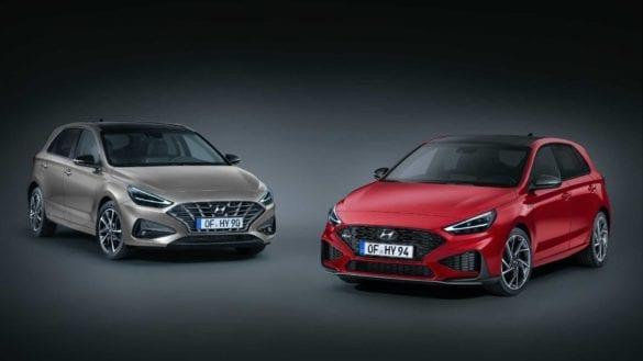 Noul Hyundai i30 facelift 2020