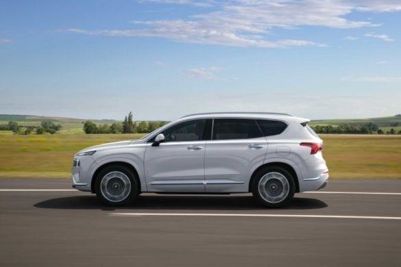 Noul Hyundai Santa Fe facelift 2020