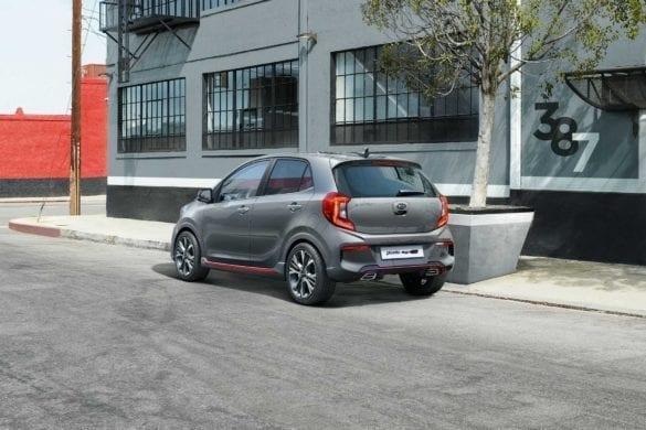 Noul Kia Picanto facelift 2020