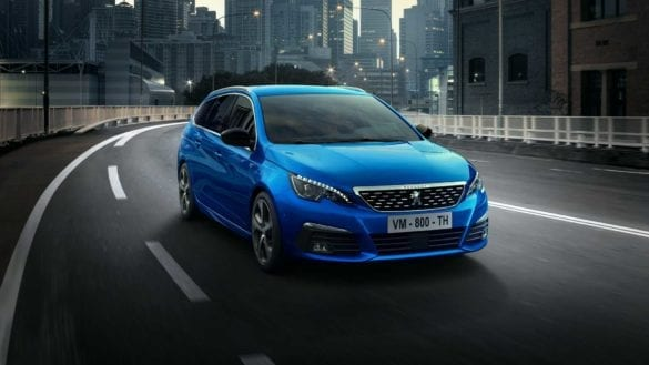 Noul Peugeot 308 facelift 2020