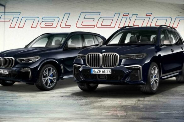 BMW X5 X7 M50d Final Edition