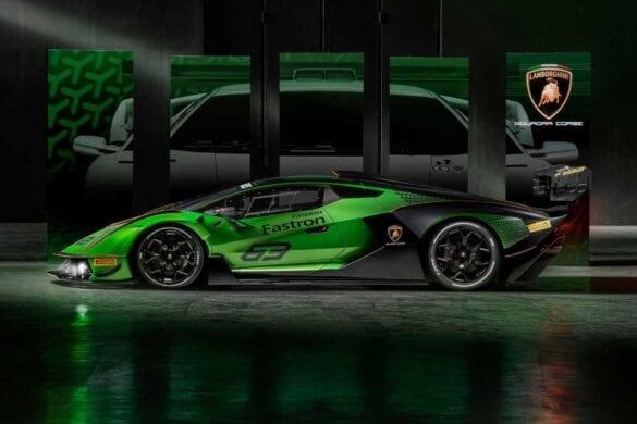 Lamborghini Essence SCV12
