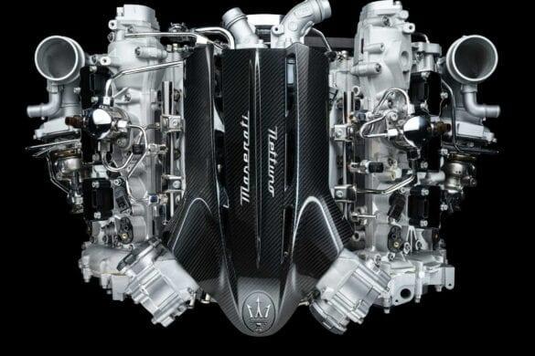 Maseratti Nettuno: V6 dezvoltat in-house