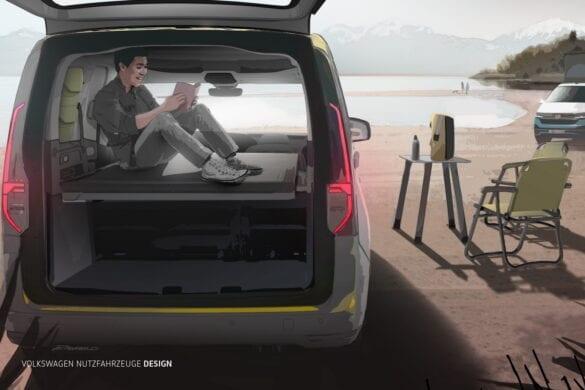 Volkswagen Mini-Camper 3