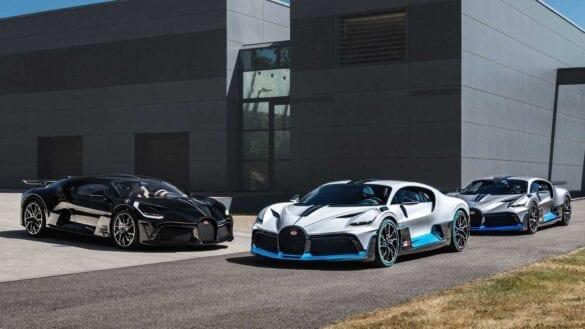 Bugatti Divo, primele livrări 11