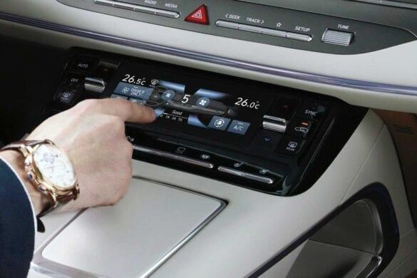 Tehnologie sistem de aer conditionat Hyundai