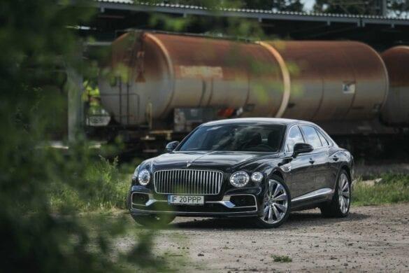 Test Bentley Flying Spur 4x4Wheels 26