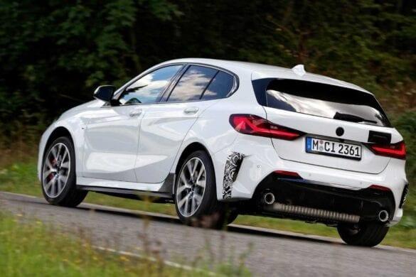BMW 128ti hot hatch
