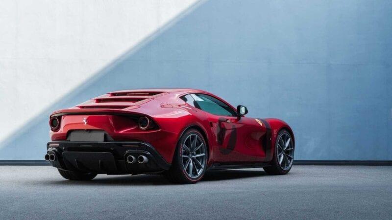 Ferrari Omologata unicat
