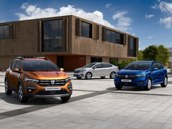 Noul Dacia Logan 2020