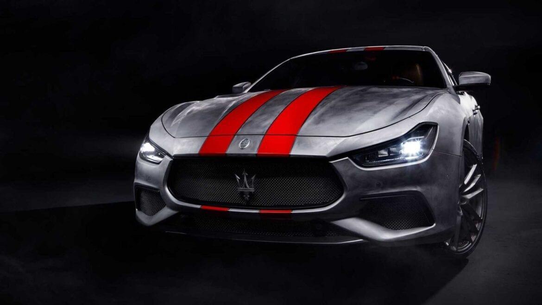 Maserati Ghibli Fuoriserie Corse
