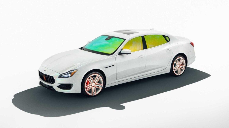 Maserati Quattroporte Fuoriserie Unica