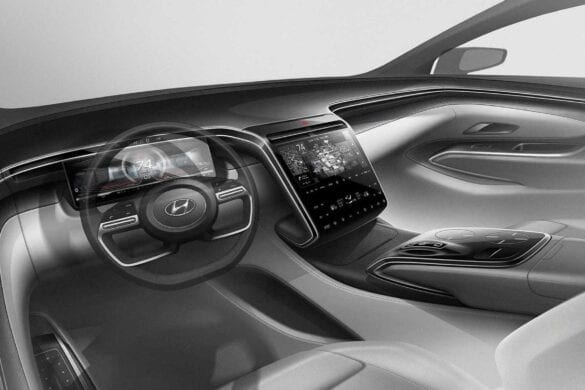 Noul Hyundai Tucson teaser