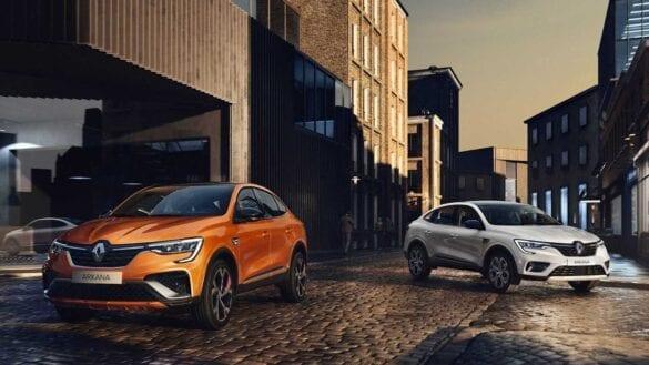 Noul Renault Arkana