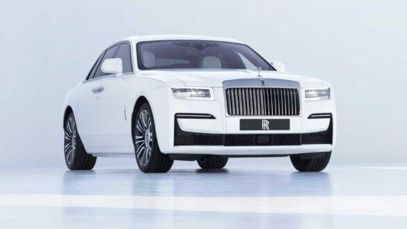 Noul Rolls-Royce Ghost