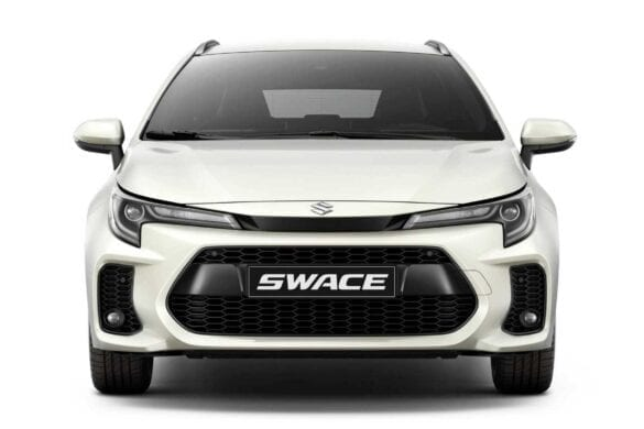 Noul Suzuki Swace
