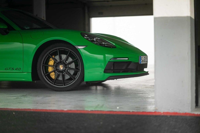 Test Porsche 718 Cayman GTS 4x4Wheels 26