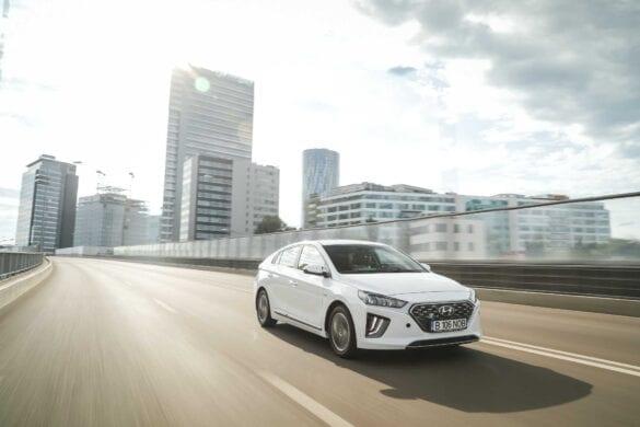 Test Hyundai Ioniq revista EcoWheels 18