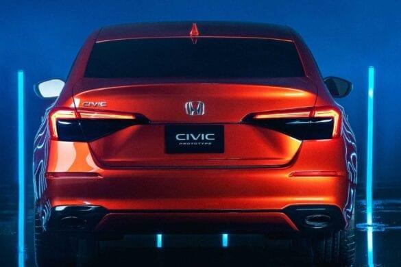 Honda Civic SUA prototip