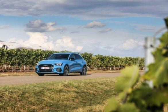 Test Audi A3 35 TDI