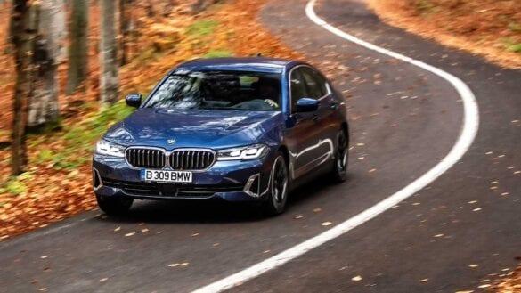 Test BMW Seria 5 530e
