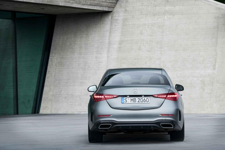 Noul Mercedes-Benz Clasa C 2021