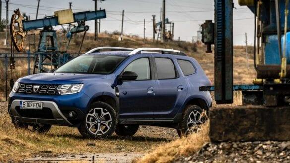 Test Dacia Duster GPL