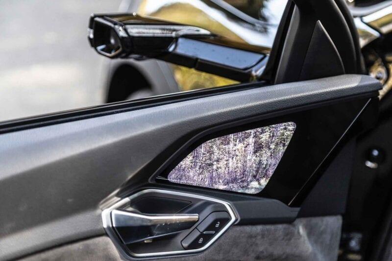 Test cu Audi e-tron Sportback